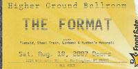 08102007TheFormat